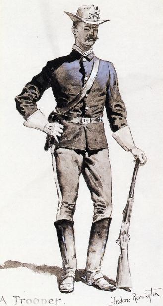 A Trooper
