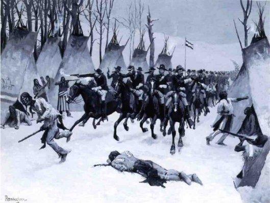 Battle Of Washita