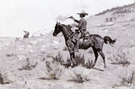 He Was The Law - Billy The Kid