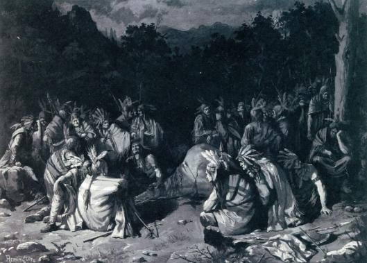 Indian Gathering