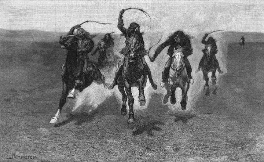 Indians Horse Race
