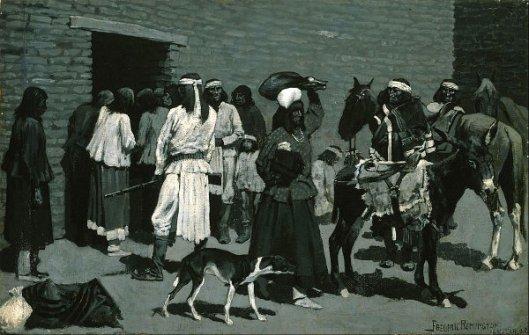 Pueblo Indian Village