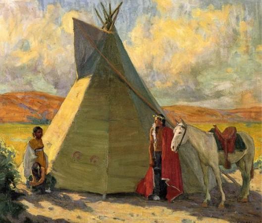 Crow Tent