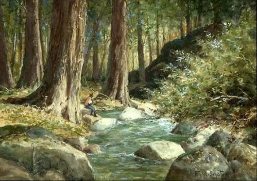 Fishing In The High Sierra