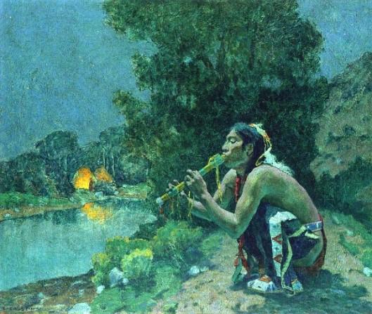 Flute Song, Moonlight