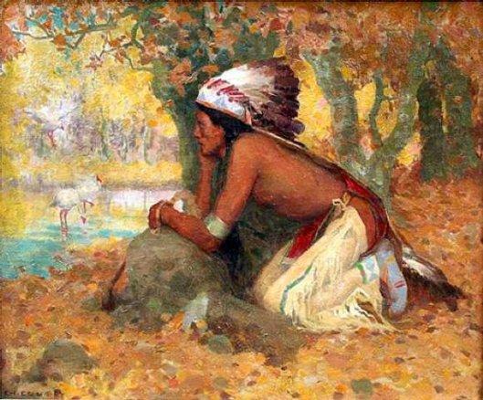 Indian Kneeling