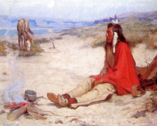 Pawhyumma, Umitilla Indian