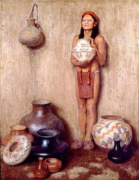 Pottery Vendor