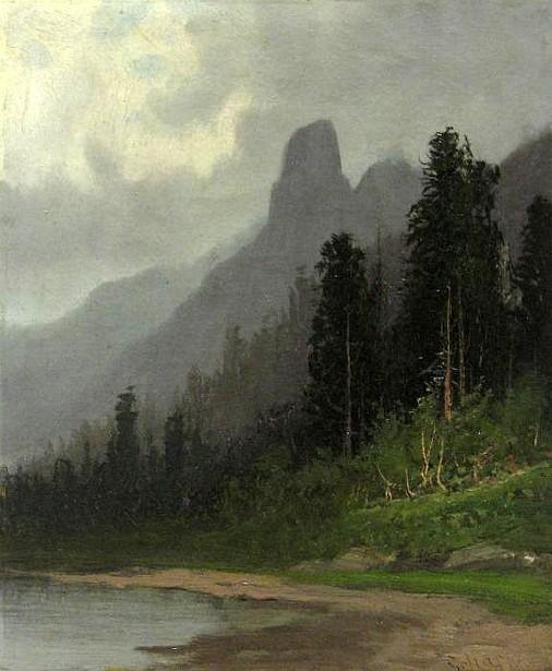 Sentinel Rock, Yosemite