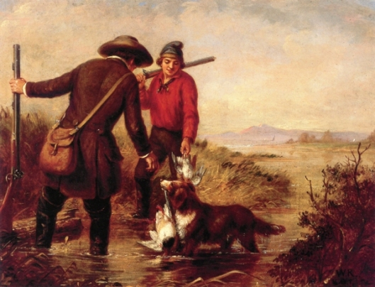 Retrieving (unfinished and completed by Arthur F. Tait and William S. Mount)