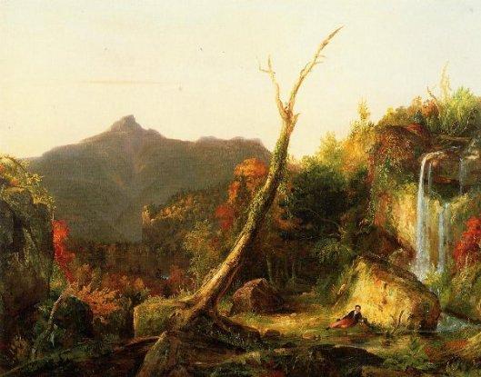 Autumn Landscape - Mount Chocorua
