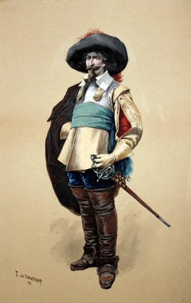 Cavalier - Bodyguard