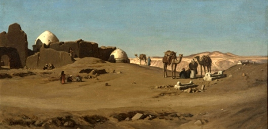 Egyptian Landscape