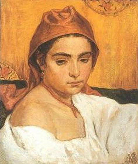 Etruscan Girl