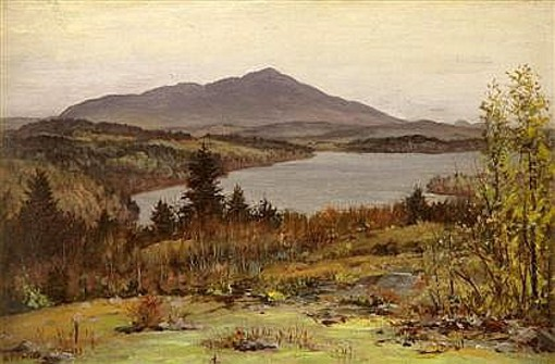 Mount Monadnock, New Hampshire, Spring