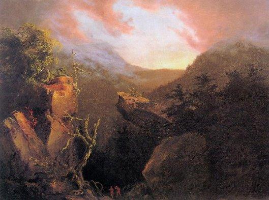 Mountain Sunrise, Catskill
