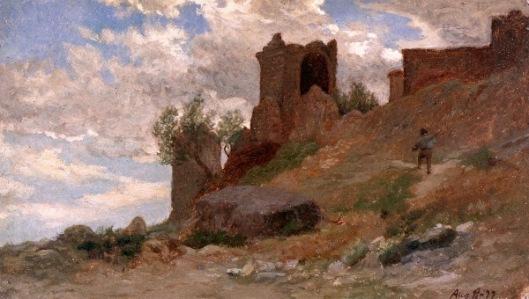 Mt. Colognola, Near Perugia
