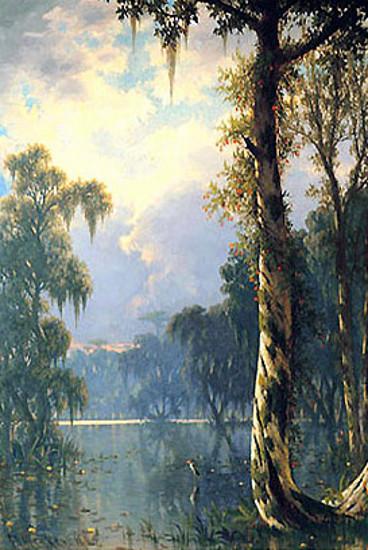 Near Bayou Lafourche