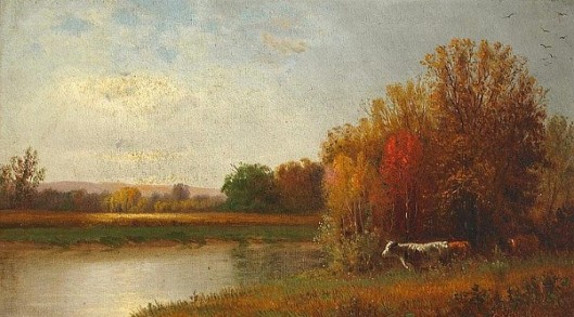 On The Connecticut River