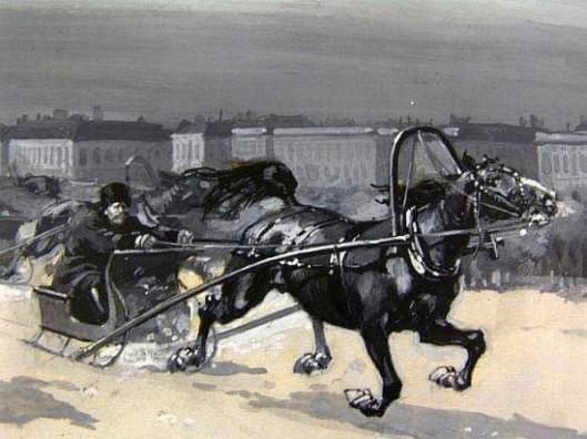 Racing On The Neva