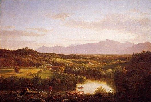 River In The Catskills
