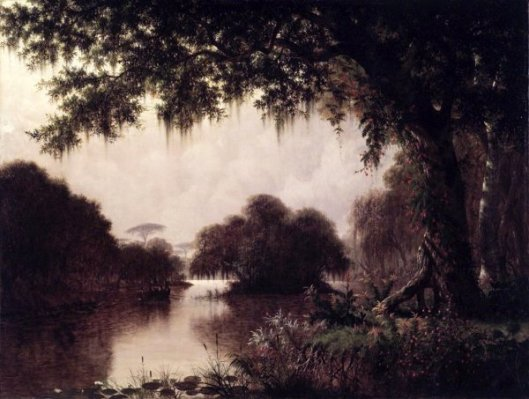 The Acadians In The Achafalaya