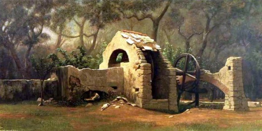 The Old Well, Bordighera