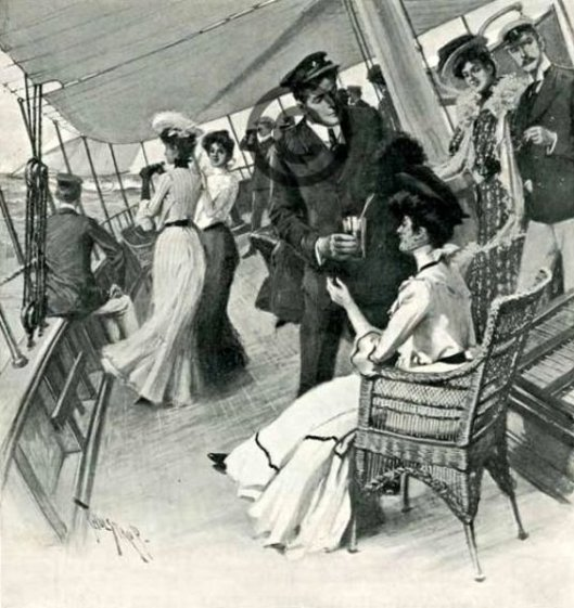 The Social Side Of Yachting