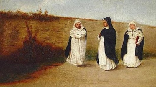 The Three Monks