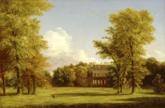 The Van Rensselaer Manor House