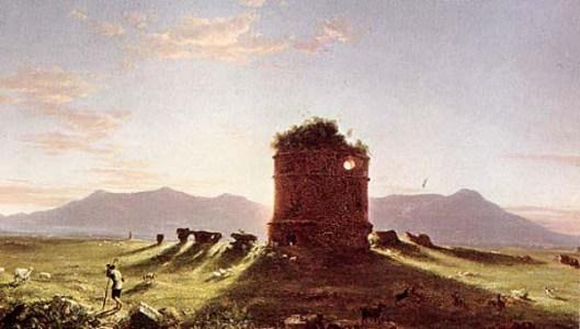 Torre di Schiavi, Campagna di Roma