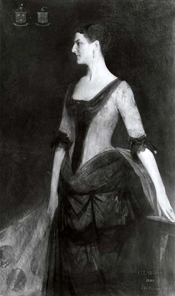 Mrs. Delancey Kane (Eleanora A. Iselin)
