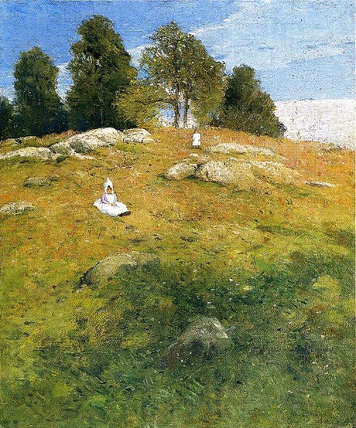Summer Afternoon, Shinnecock Landscape