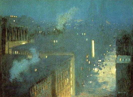 The Bridge, Nocturne - Queensboro Bridge