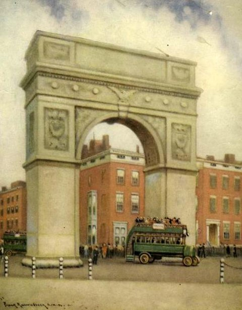 Washington Arch, New York City