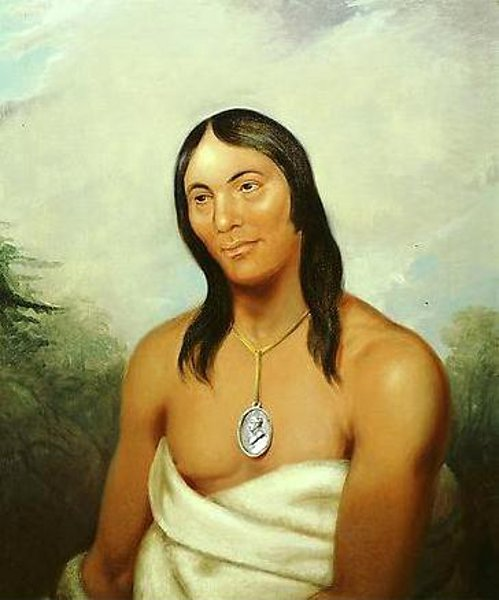 A-Na-Cam-E-Gish-Ca, Family Algonquian, Tribe Obijwa