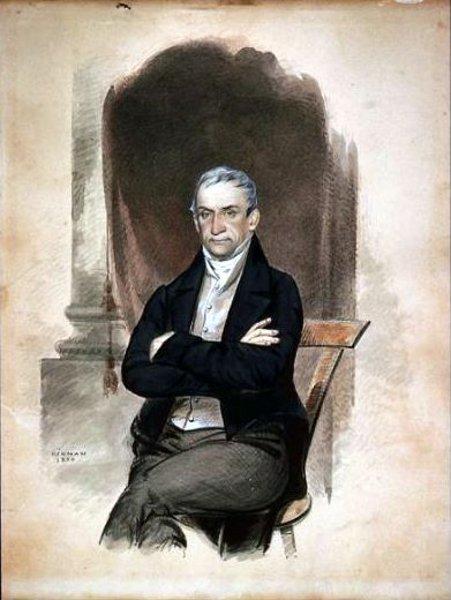 Benjamin Bussey