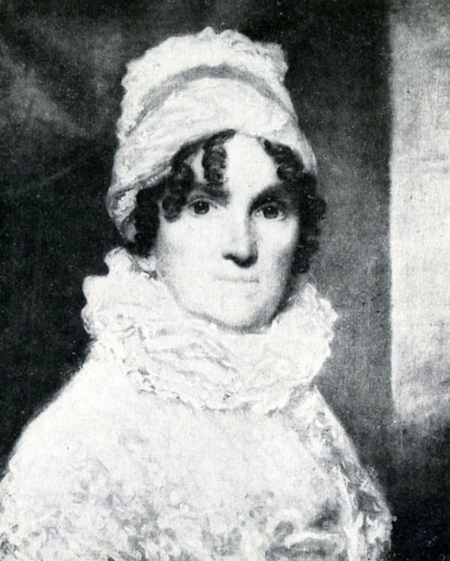 Mary Carroll Caton, Daughter Of Charles Carroll