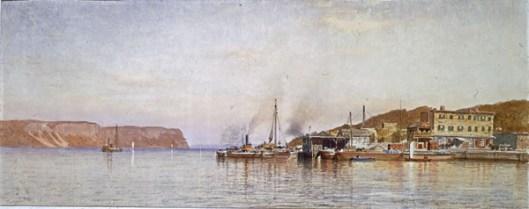 Wharf At Yonkers