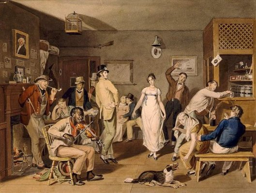 Barroom Dancing - Saloon Dance