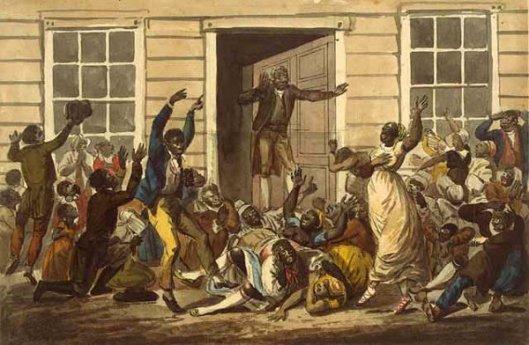 Black People's Prayer Meeting