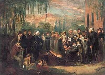 German Funeral