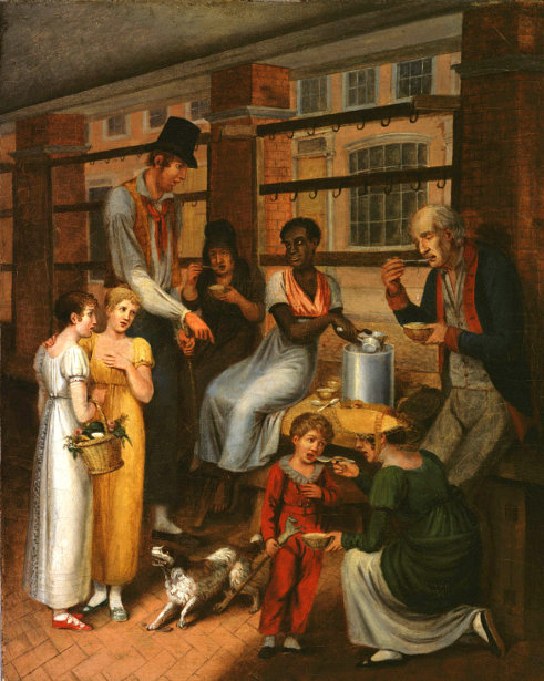 Pepper-Pot, A Scene In The Philadelphia Market
