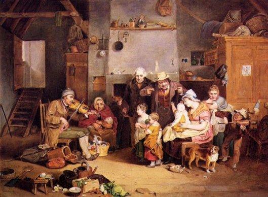 The Blind Fiddler