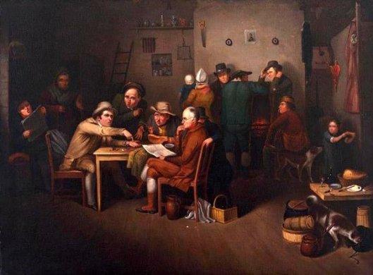 The Village Politicians