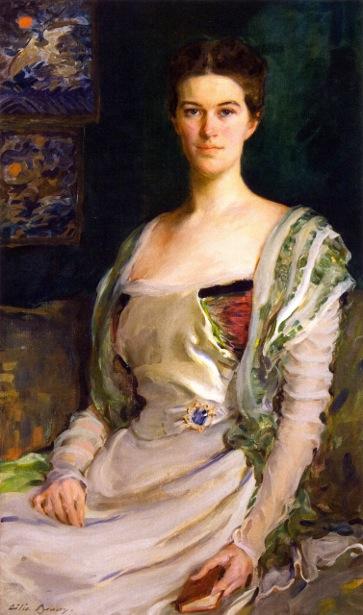 Mrs. Isaac Newton Phelps Stokes (Edith Minturn)