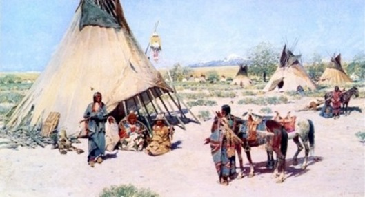 The Chiefs Tent