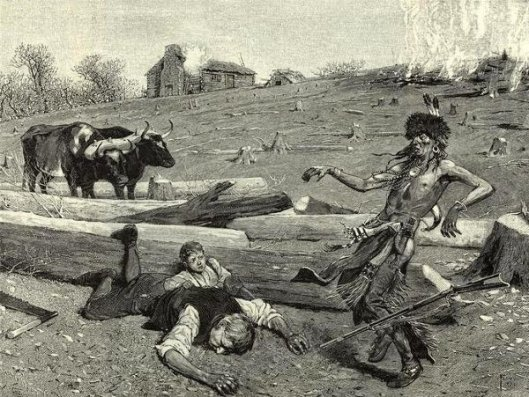 The Killing Of Abraham Lincoln, The Pioneer, 1786