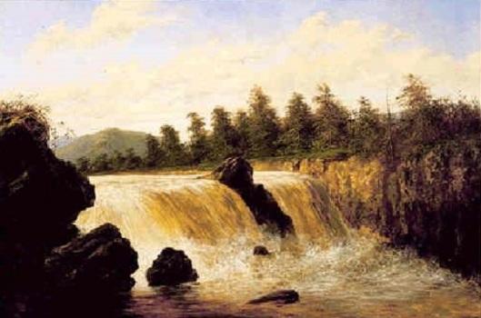 Toula Waterfalls