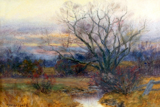 Late Fall Landscape